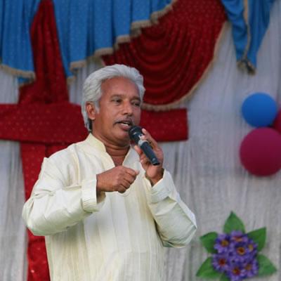 Pastor. Rev. John Mark B.